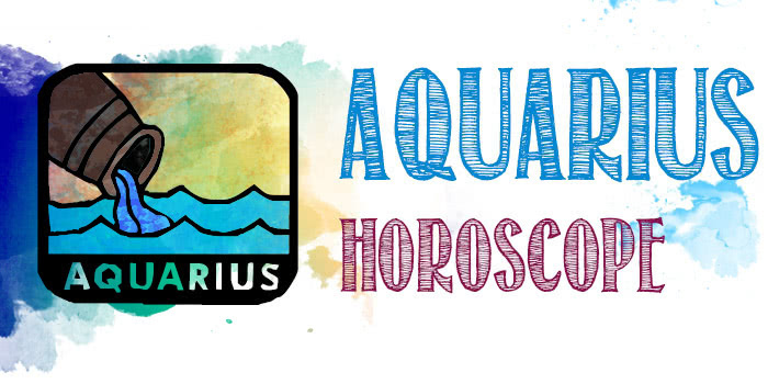 Aquarius Horoscope For Friday, September 6, 2019