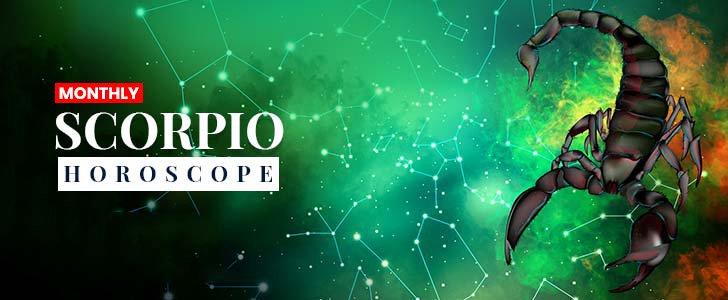 Scorpio Horoscope   August 2019 Monthly Scorpio Horoscope Prediction
