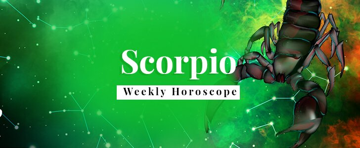 Scorpio Weekly Horoscope September 1 - September 7 | Scorpio