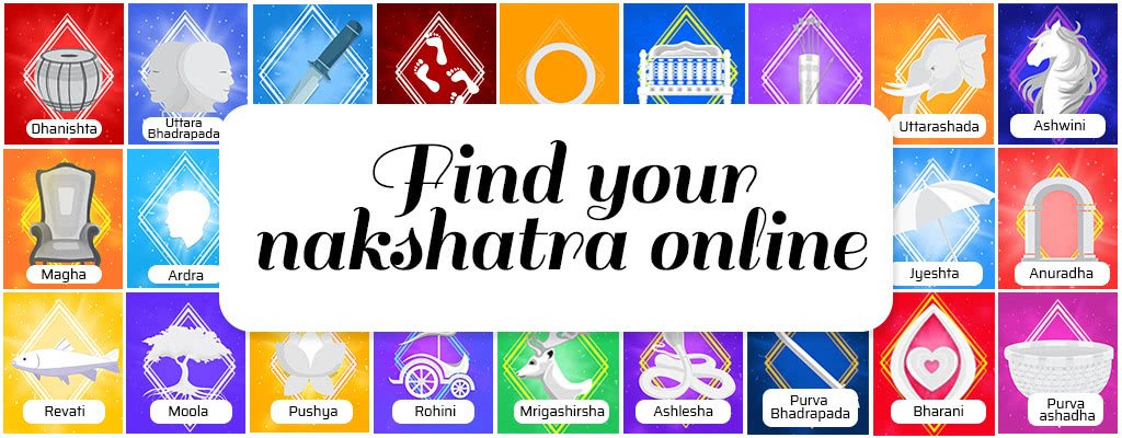 Nakshatra Finder | Find Your Nakshatra or Birth Star | Janma
