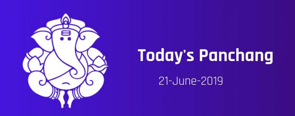 Panchang June 21, Friday, know shubh muhurat, tithi timings, rahu