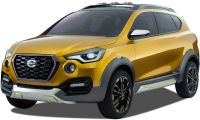 Datsun Go Cross Photo