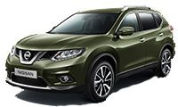 Nissan New X trail