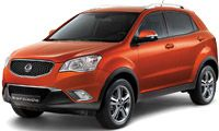 Ssangyong Korando Photo