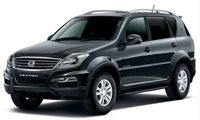 Ssangyong Rexton Photo