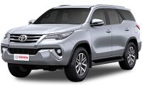 Toyota Fortuner Photo