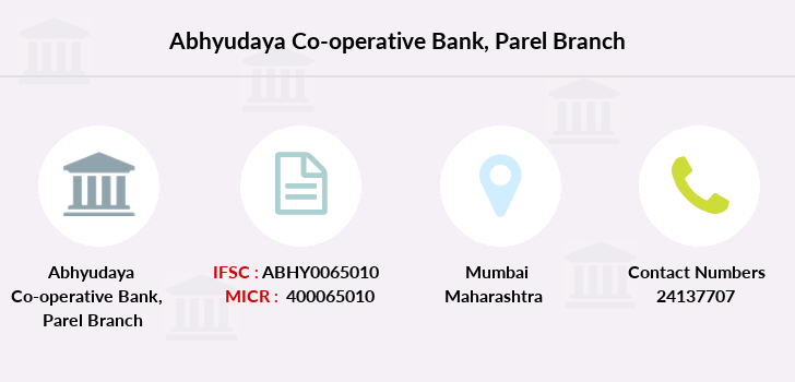 Abhyudaya-co-op-bank Parel branch