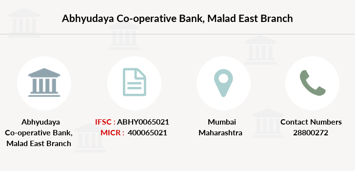 Abhyudaya-co-op-bank Malad-east branch