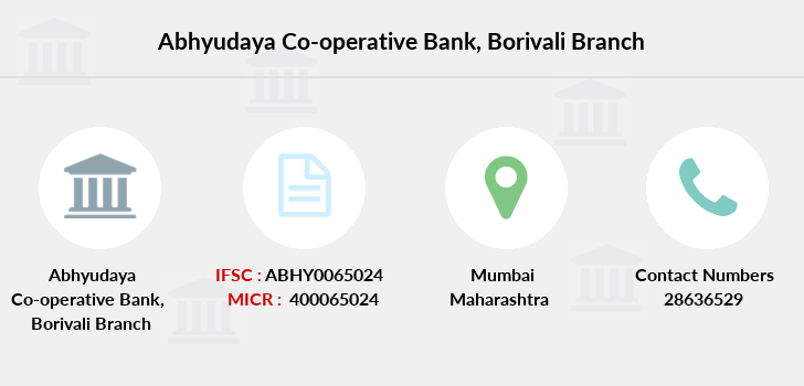 Abhyudaya-co-op-bank Borivali branch