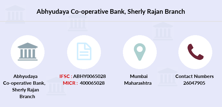 Abhyudaya-co-op-bank Sherly-rajan branch