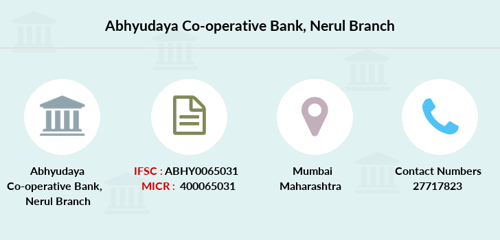 Abhyudaya-co-op-bank Nerul branch