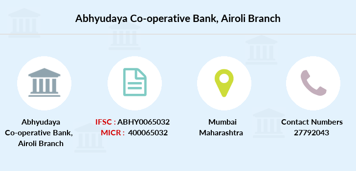 Abhyudaya-co-op-bank Airoli branch