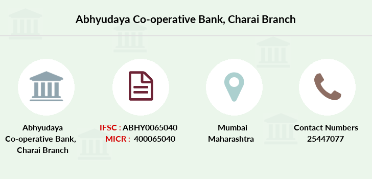 Abhyudaya-co-op-bank Charai branch