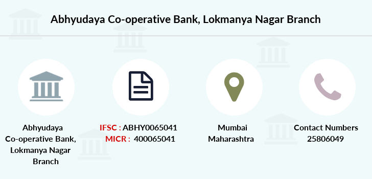 Abhyudaya-co-op-bank Lokmanya-nagar branch