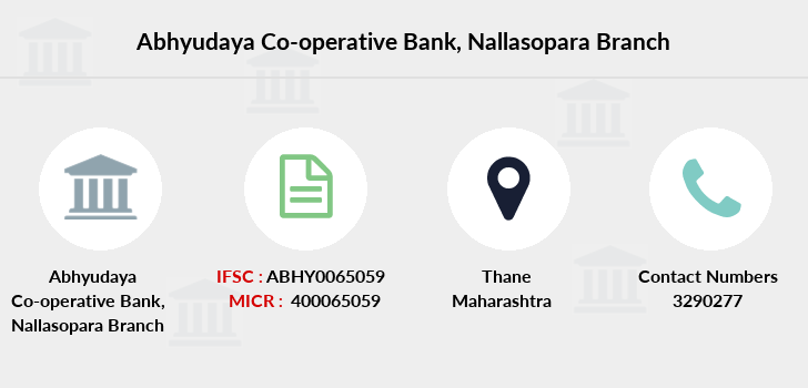 Abhyudaya-co-op-bank Nallasopara branch