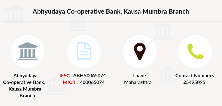 Abhyudaya-co-op-bank Kausa-mumbra branch
