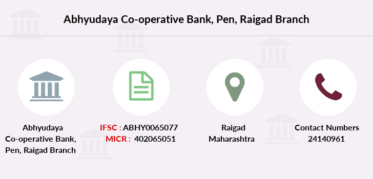 Abhyudaya-co-op-bank Pen-raigad branch