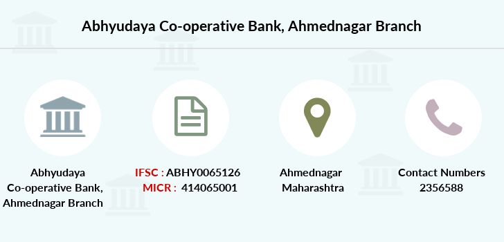 Abhyudaya-co-op-bank Ahmednagar branch
