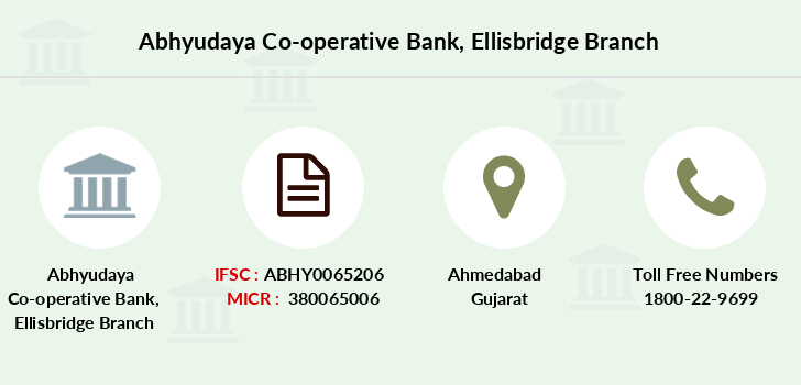 Abhyudaya-co-op-bank Ellisbridge branch