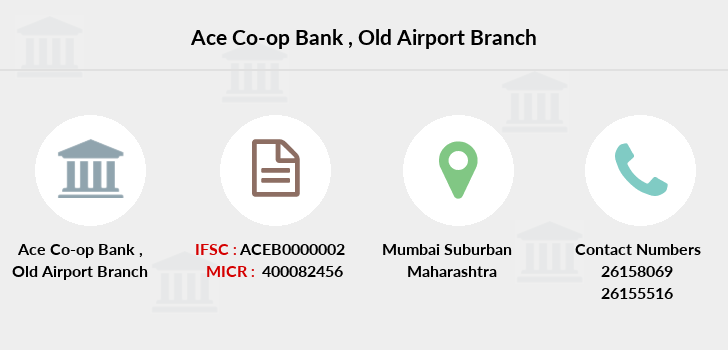 Ace-co-op-bank Old-airport branch