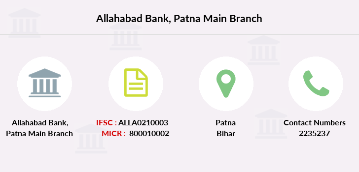Allahabad-bank Patna-main branch