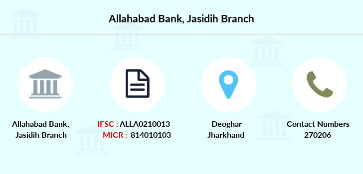 Allahabad-bank Jasidih branch