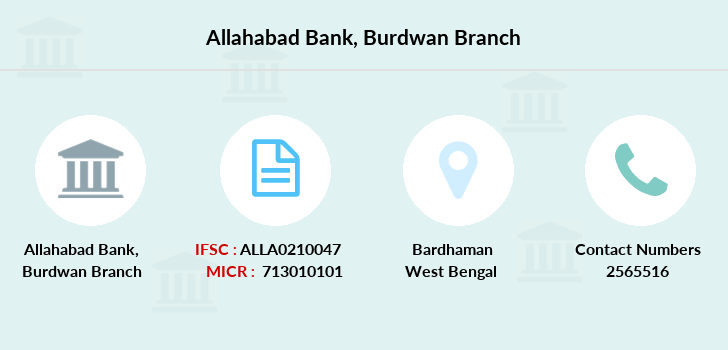 Allahabad-bank Burdwan branch