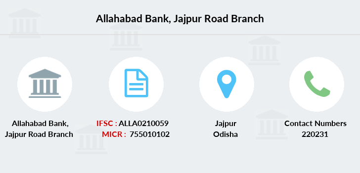 Allahabad-bank Jajpur-road branch