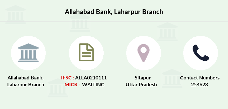 Allahabad-bank Laharpur branch