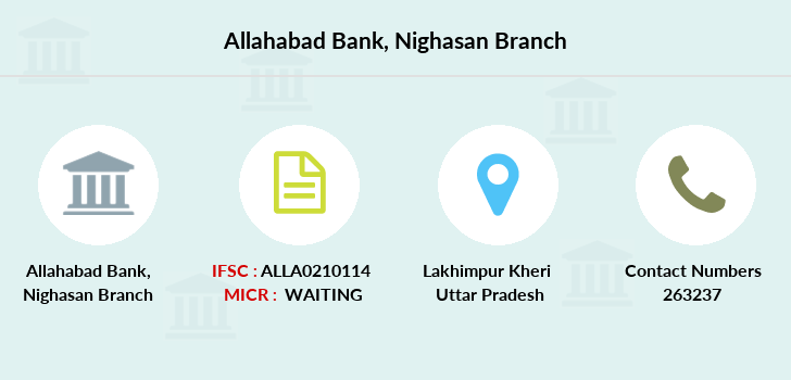 Allahabad-bank Nighasan branch
