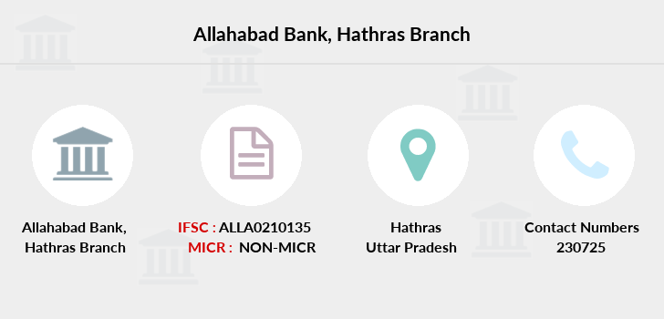 Allahabad-bank Hathras branch