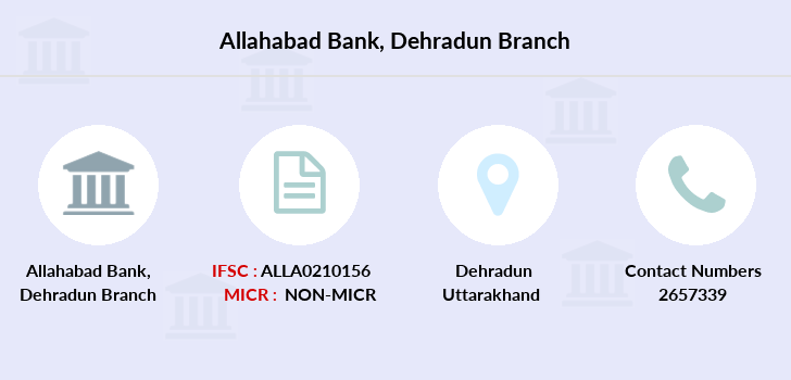 Allahabad-bank Dehradun branch