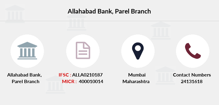 Allahabad-bank Parel branch