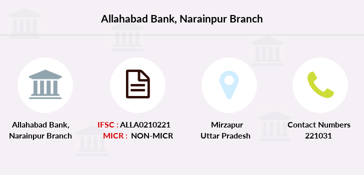 Allahabad-bank Narainpur branch