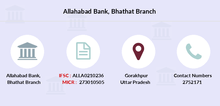 Allahabad-bank Bhathat branch