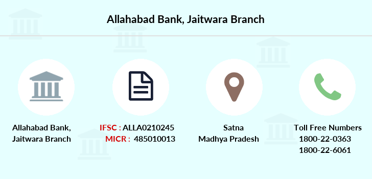 Allahabad-bank Jaitwara branch