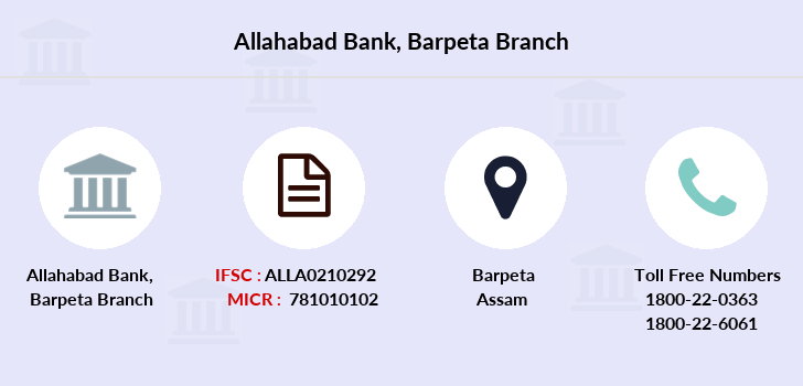 Allahabad-bank Barpeta branch