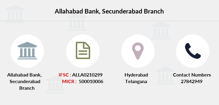 Allahabad-bank Secunderabad branch