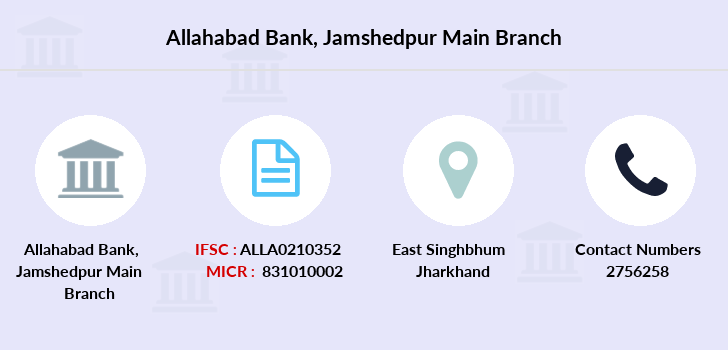 Allahabad-bank Jamshedpur-main branch