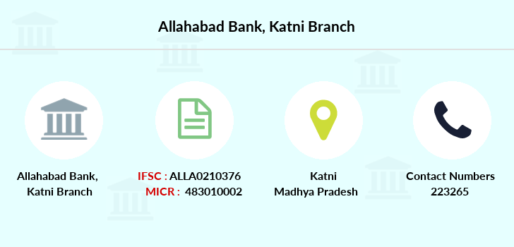 Allahabad-bank Katni branch