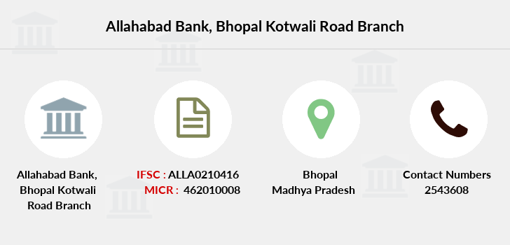 Allahabad-bank Bhopal-kotwali-road branch