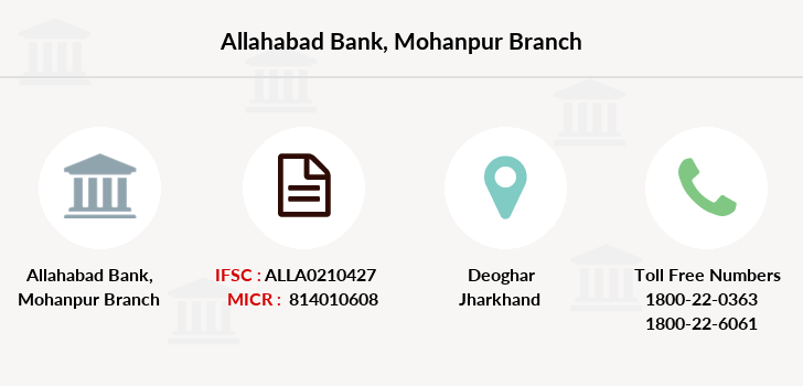 Allahabad-bank Mohanpur branch