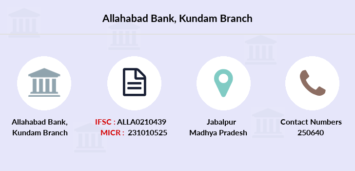 Allahabad-bank Kundam branch