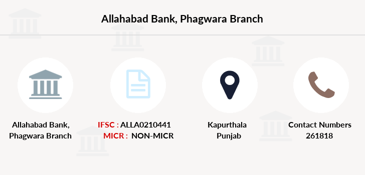Allahabad-bank Phagwara branch