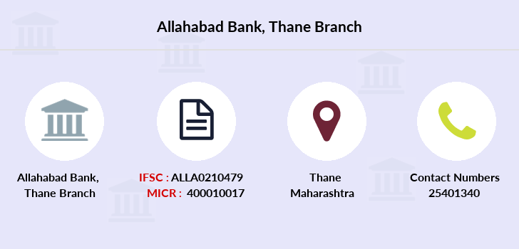 Allahabad-bank Thane branch