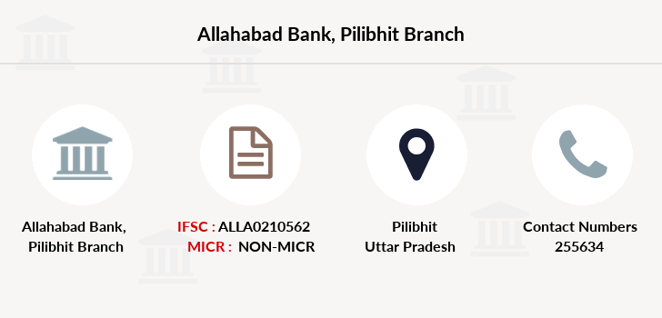 Allahabad-bank Pilibhit branch