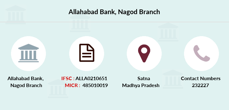 Allahabad-bank Nagod branch