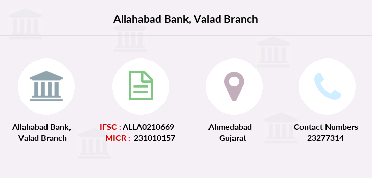 Allahabad-bank Valad branch