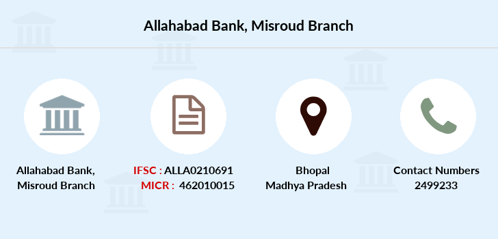 Allahabad-bank Misroud branch
