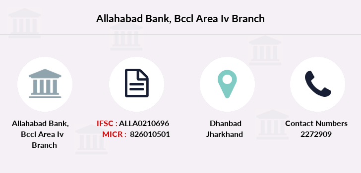 Allahabad-bank Bccl-area-iv branch
